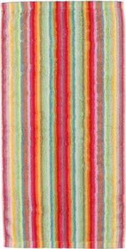 Cawö Life Style Streifen 50x100cm multicolor