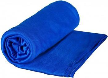 Sea to Summit Pocket Towel XL cobalt blau
