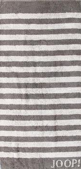 Joop! Classic Stripes Duschtuch graphit (80x150cm)