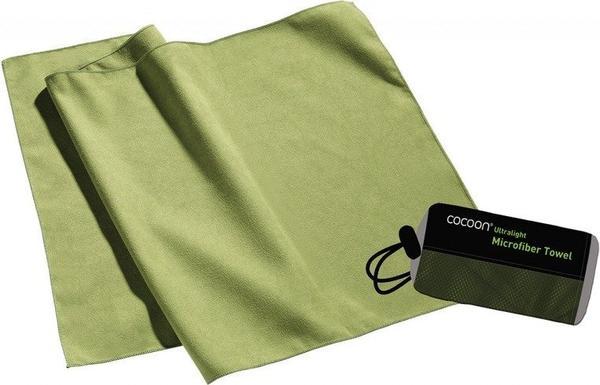 Cocoon Mikrofaser Reisehandtuch Ultralight Large wasabi green (60x120cm)