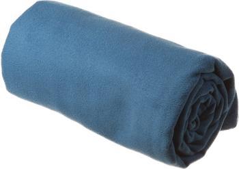 Sea to Summit Drylite Towel Xtra Small cobalt blue