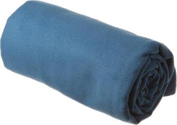 Sea to Summit Drylite Towel Small cobalt blue (40x80cm)