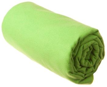 Sea to Summit Drylite Towel Small lime (40x80cm)
