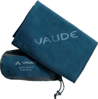 VAUDE Sports Towel II blue sapphire (40x80cm)
