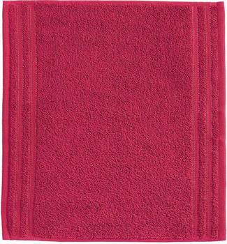 Vossen Calypso Feeling Seiftuch cranberry (30x30cm)