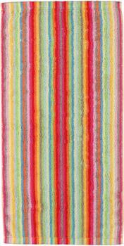 Cawö Life Style Streifen 70x140cm multi