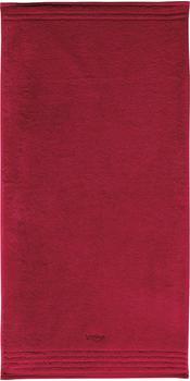 Vossen Vienna Style Handtuch rubin (50x100cm)