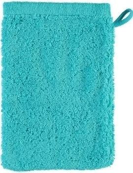 Cawö Life Style Uni 7007 Waschlappen türkis (16x22cm)