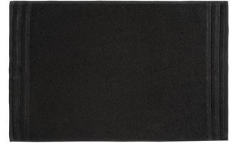 Vossen Calypso Feeling Gästetuch schwarz (30x50cm)