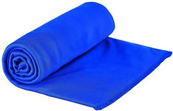 Sea to Summit Pocket Towel Medium cobalt blau