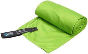 Sea to Summit Pocket Towel Medium lime grün