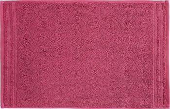 Vossen Calypso Feeling Gästetuch cranberry (30x50cm)