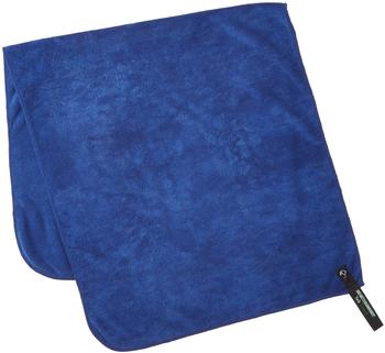 Sea to Summit Tek Towel Medium cobalt blue (50x100cm)