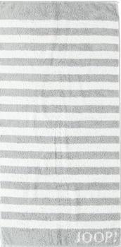 Joop! Classic Stripes Duschtuch silber (80x150cm)