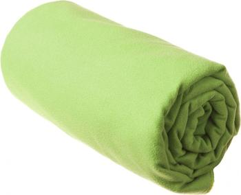 Sea to Summit Drylite Towel Xtra Large lime (75x150cm)