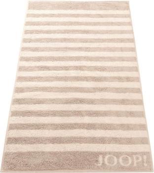 Joop! Classic Stripes Saunatuch sand (80x200cm)