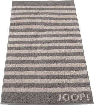 Joop! Classic Stripes Saunatuch graphit (80x200cm)