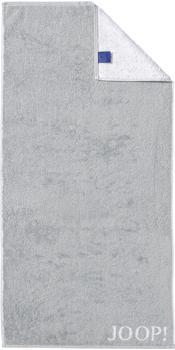 Joop! Classic Doubleface Saunatuch silber (80x200cm)