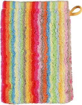 Cawö Life Style Streifen Waschhandschuh