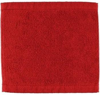 Cawö Life Style Uni 7007 Seiftuch bordeaux (30x30cm)