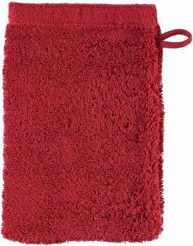 Cawö Life Style Uni 7007 Waschlappen bordeaux (16x22cm)