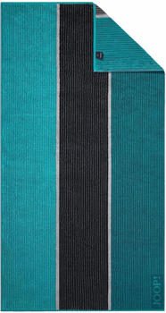 Joop! Signature Stripes 80x150cm türkis
