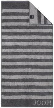 Joop! Classic Stripes 50x100cm anthrazit