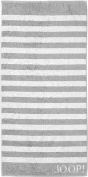 Joop! Classic Stripes 50x100cm silber