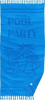 Tom Tailor Hamam Pool Party 90x180cm blau