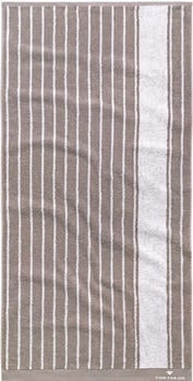 Tom Tailor Navy Stripes 70x140cm stein