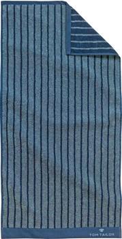 Tom Tailor Alios Streifen 70x140cm blau