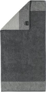 Cawö Two-Tone 80x150cm schiefer