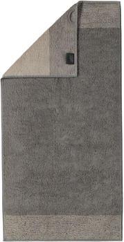 Cawö Two-Tone 80x150cm graphit