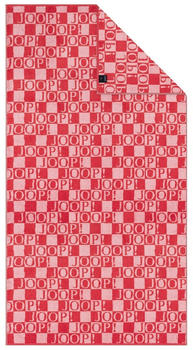 joop-frame-checked-80x150cm-coral