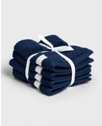 Gant GANT 4-pack Organic Cotton Premium Towel 30x30 (852007201-459) yankee blue