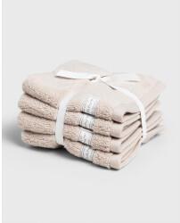 Gant GANT 4-pack Organic Cotton Premium Towel 30x30 (852007201-277) dry sand