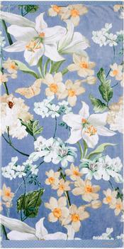 ESSENZA Essenza Rosalee 70x140 cm blau