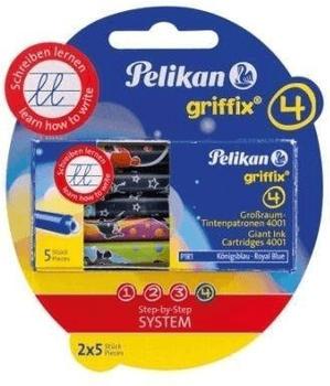Pelikan Griffix 4001 Blisterkarte 2x5-Stk.