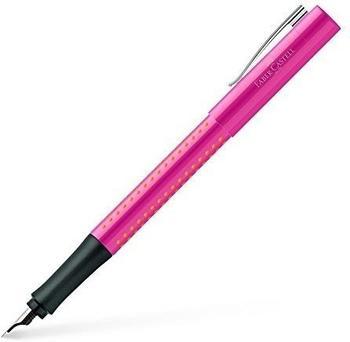 Faber-Castell Grip 2010 (pink-orange) (medium) (140914)
