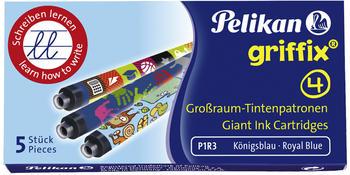 Pelikan griffix Tintenpatrone 4001 GTP Motive sort. 5 ST (960583)