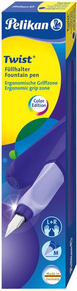 Pelikan Twist P457 Ultra Violet M +1GTP FS (811354)