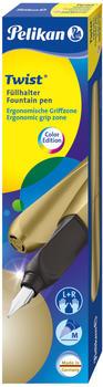 Pelikan Twist P457 Pure Gold M +1GTP FS (811392)
