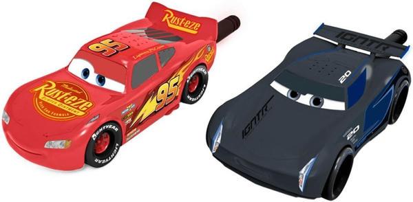 IMC Cars 3 - McQueen und Jackson Storm Walkie Talkie