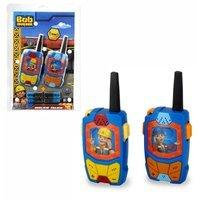 DICKIE Toys Spielzeug Funkgeräte, Bob der Baumeister Walkie Talkie