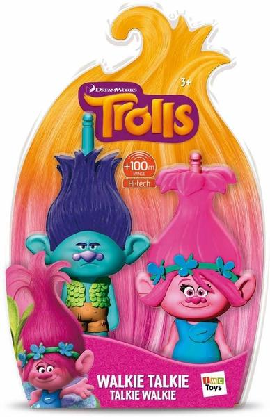 IMC Toys Trolls Walkie Talkie Poppy - Branch 2,4 GHZ