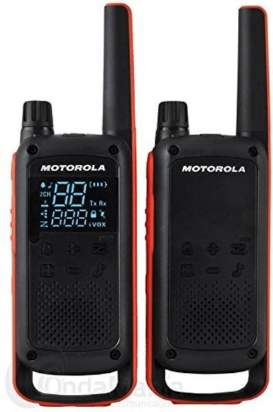 Motorola PMR-Handfunkgerät TLKR T82 (188068) 2er Set