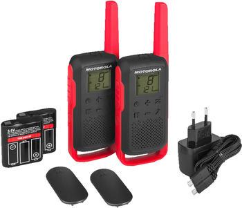 Motorola TALKABOUT T62 rot