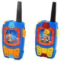 DICKIE Toys Amateur-Funkgerät Bob der Baumeister Walkie Talkie 203131011
