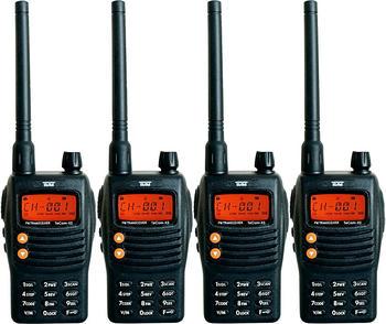 Team Electronic TeCom-X5 PMR 4 Stück
