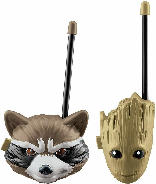 eKids (Paar) Funkgeräte, Walkie Talkies, Guardians of The Galaxy GG-202